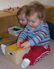 Montessori infant care is more than a daycare