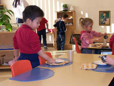 practical daily living activities develop coordination, independence, and confidence
