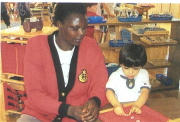 North Shore Montessori Schools Outreach - Africa  Preschool, Infant